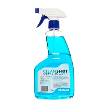 Cleanshot Spray Amp Wipe 750ml
