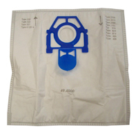 Vacuum Bag Zelmer Synthetic Pack Of 5