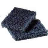 Pot N Pan Extra Heavy Duty Scourer Blue Box 10