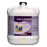 Mop and Scrub Neutral Floor Cleaner 20L