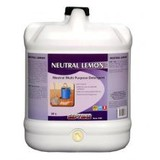 Neutral Lemon Floor Cleaner 20L