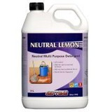 Neutral Lemon Floor Cleaner 5L