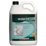 Wash Up Hand Dishwashing Liquid 5L