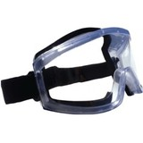 Helix Clear Safety Goggles