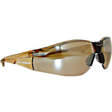 All Terrain Brown Mirror Lens Safety Glasses