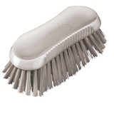 Daisy Dairy Brush White