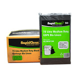Bin Liners 73L Medium LD Bags Carton