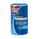 Chux Superwipe BLUE Roll 45m