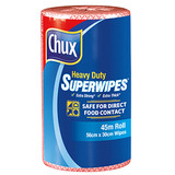 Chux Superwipe RED roll 45m