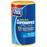 Chux Superwipe YELLOW Roll 45m