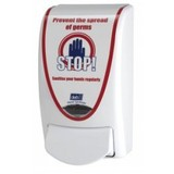 Dispenser Sanitiser 1L -STOP-
