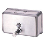 Dispenser Soap Stainless Steel 1.2L Horizontal