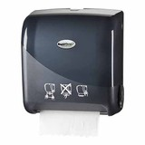 Dispenser Autocut Hand Towel BLACK (Large)