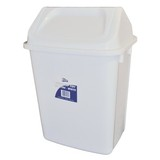 Swingtop Tidy 30L White