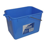 Squeeze Mop Bucket Blue