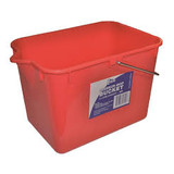 Squeeze Mop Bucket Red