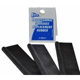Squeegee Rubber 30cm Edco