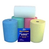 Merriwipe Heavy Duty Wiper - 1 roll 45 metres 90 sheets
