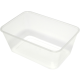 Container Rectangle PP 1000ml