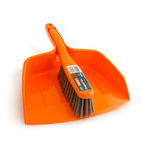 Maxi Dustpan Set Orange