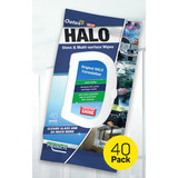 Halo Wipes 40 Pack