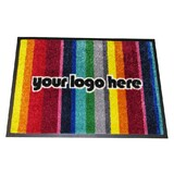 Custom Logo Mat Colour 115cmx175cm