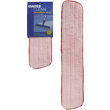 Flat Mop Refill Microfibre Floor 600mm Red