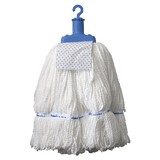 Microfibre Commercial Mop Refill – Round Blue