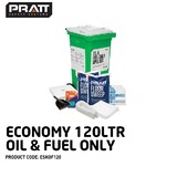 Spill Kit Economy Oil & Fuel only 120L
