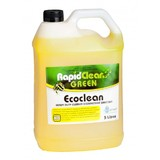 Ecoclean Heavy Duty Cleaner & Disinfectant 5L