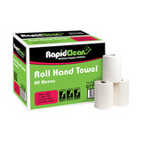 Rapid Clean Roll Towel HD 80m 16 rolls (Carton)