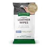 Everyday Leather Wipes (20 Pack)