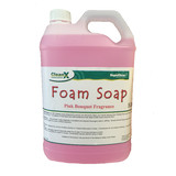 Foam Soap 5L Pink Bouquet Scent