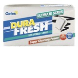 Ultimate Scrub Dura Fresh Microfibre
