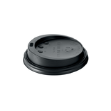 Coffee Cup Lid Black 4oz (Sleeve 50)