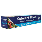 Plastic Food Wrap 450mm x 600m