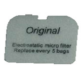 GD5 Exhaust Filter Generic 3pk