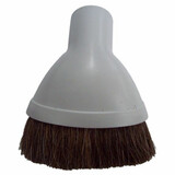 Dusting Brush Grey with Horse Hair 32mm