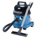 Charles Wet and Dry Vacuum Cleaner Blue