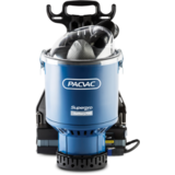 PacVac Battery 700 Backpack Vacuum