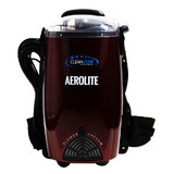 Aerolite Backpack Vacuum 1400W Burgundy