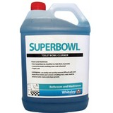 Superbowl 5L Toilet Bowl
