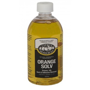 Citrus Orange Solv