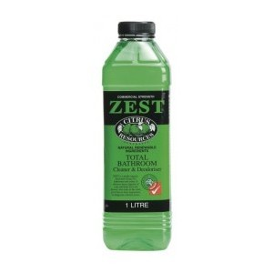 Zest Total Bathroom Washroom and Toilet Cleaner 1L