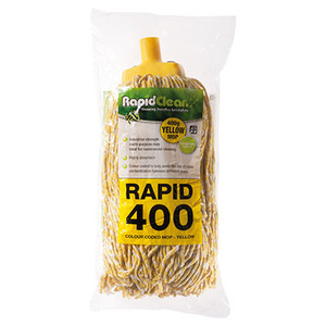 Rapid Clean Mop Yellow 400g