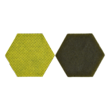 Dual Purpose Scourer 96 Hex - Each