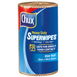 Chux Superwipe BROWN Roll 45m