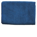 Blue Thick Microfibre Cloth