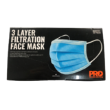 Face Mask 3 Layer (Pack of 50)
