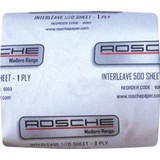 Interleaved Toilet Tissue 500 sheet 1 ply (Carton)